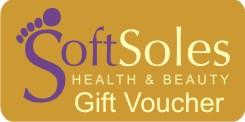 soft soles gift voucher